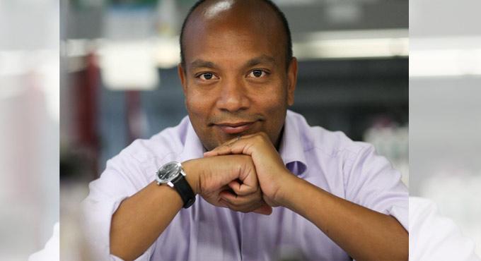 Indian-origin scientist